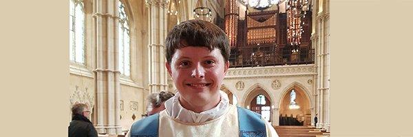 Stephen Corrigan Ordained Priest